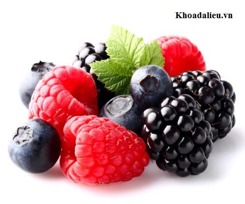 Những thực phẩm người bị bệnh vảy nến nên bổ sung