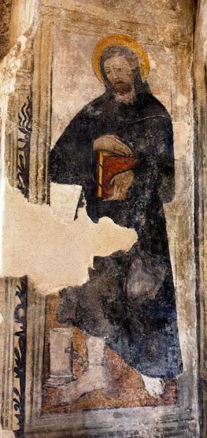 sveti Martin - puščavnik
