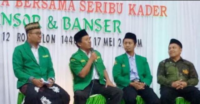 Hadapi 22 Mei, GP Ansor: Kita Siap Bantu TNI-Polri