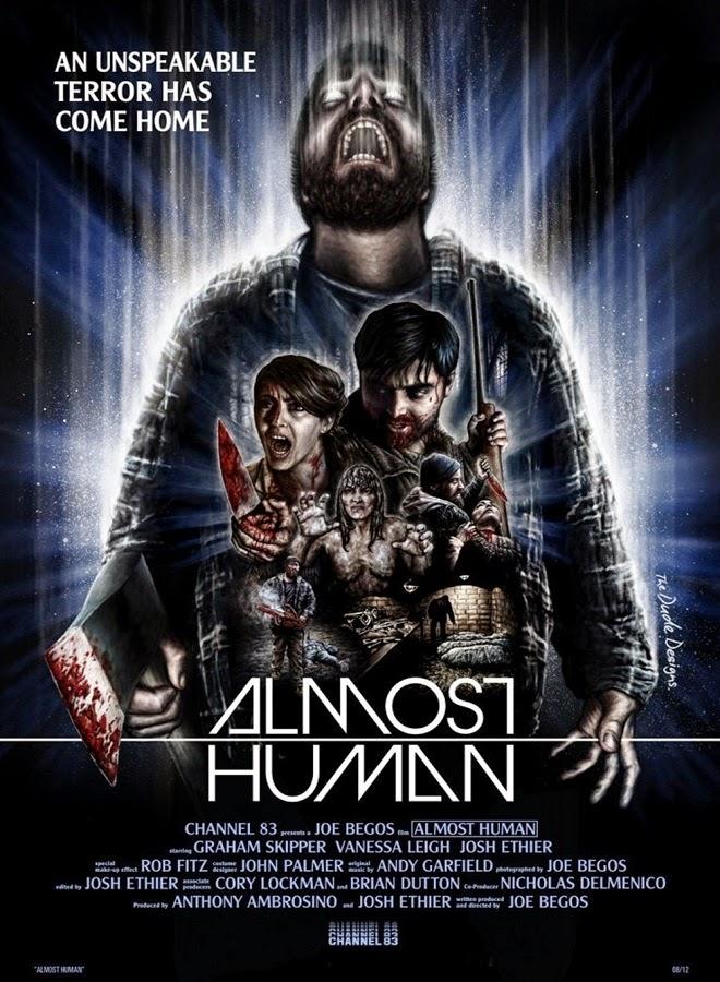 Almost Human 2013 Brrip ταινιες online seires oipeirates greek subs