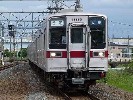 【ダイヤ改正で廃止】東武伊勢崎線 普通 大田行き