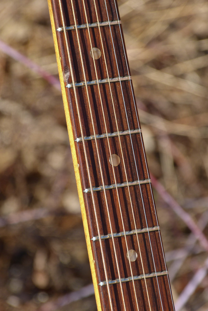 Jake Wildwood: 1968 Fender Redondo 00-Size Flattop Guitar
