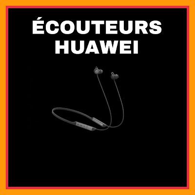 Huawei a annoncé le écouteurs sans fil Huawei FreeLace Pro