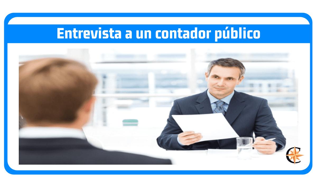 Entrevista a un Contador Público | Preguntas y Respuestas