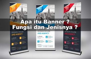 Fungsi dan Jenis banner