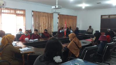 Forum Aktifis Perempuan Indonesia  di Kendari Gelar Aksi Tekan Pemerintah Sahkan RUU P-KS