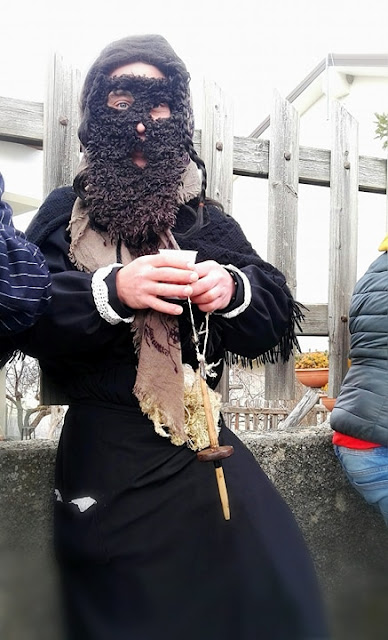 Il simbolismo del Carnevale di Teana e la sua gastronomia