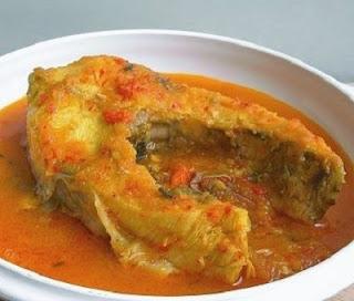 Resep Gulai Ikan Gurame Pedas
