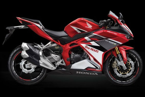 foto All New Honda CBR250RR Racing Red