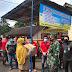 Dandim Turut Kunjungi Dusun yang Melaksanakan PSBB Lokal di Beberapa Tempat di Purbalingga
