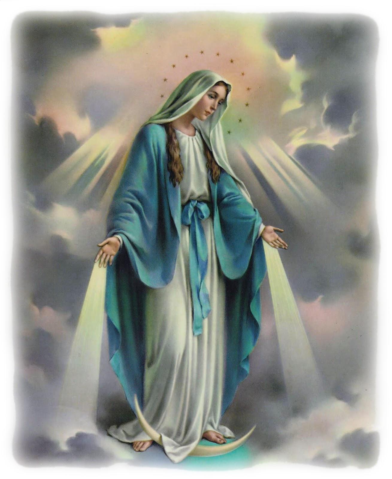 O Fiel Católico Aparições De Nossa Senhora Das Graças