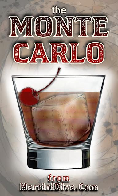 Monte Carlo Whiskey Cocktail Recipe