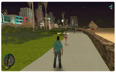 GTA Vice City Remastered mod