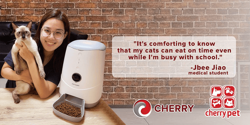 The Cherry Pet products are smart and safe