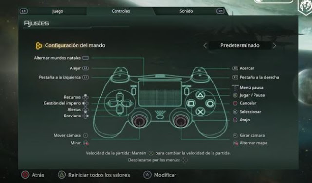 Análisis de Stellaris console edition en playstation 4