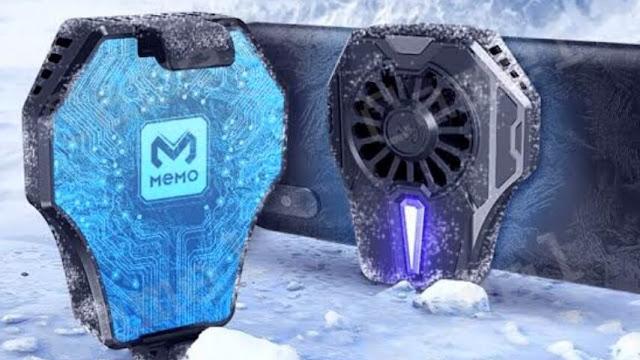 Cara Mengatasi HP Cepat Panas - Cooling Fan