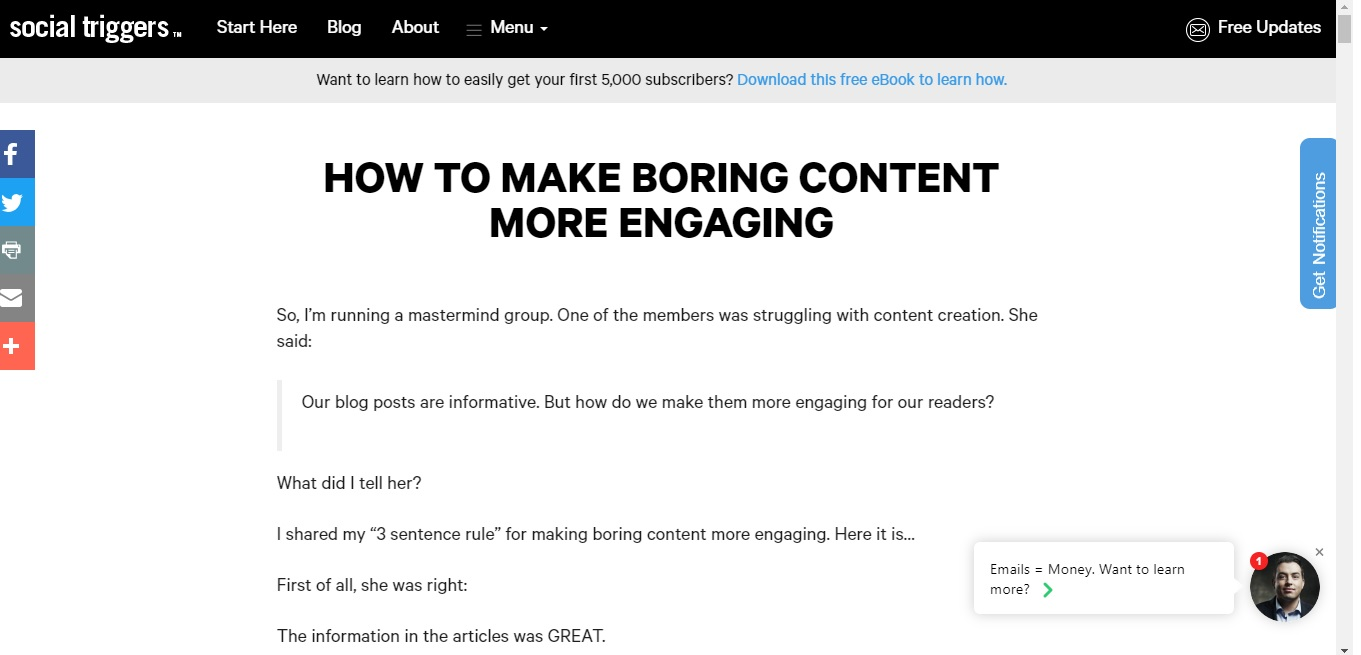 bypass your content how to cement your content