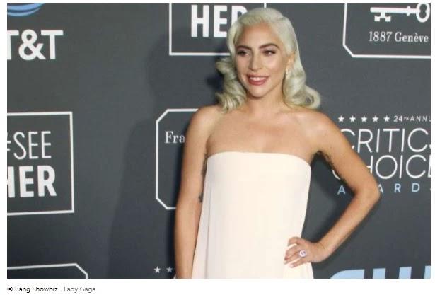 Lady Gaga quarantined with staff