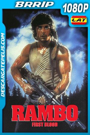 Rambo (1982) 1080p BRrip Latino – Ingles