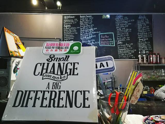 Adams Kitchen Coffee Grill Bandar Perda Pulau Pinang Penang Western Food