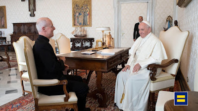 James Martin and Pope Francis