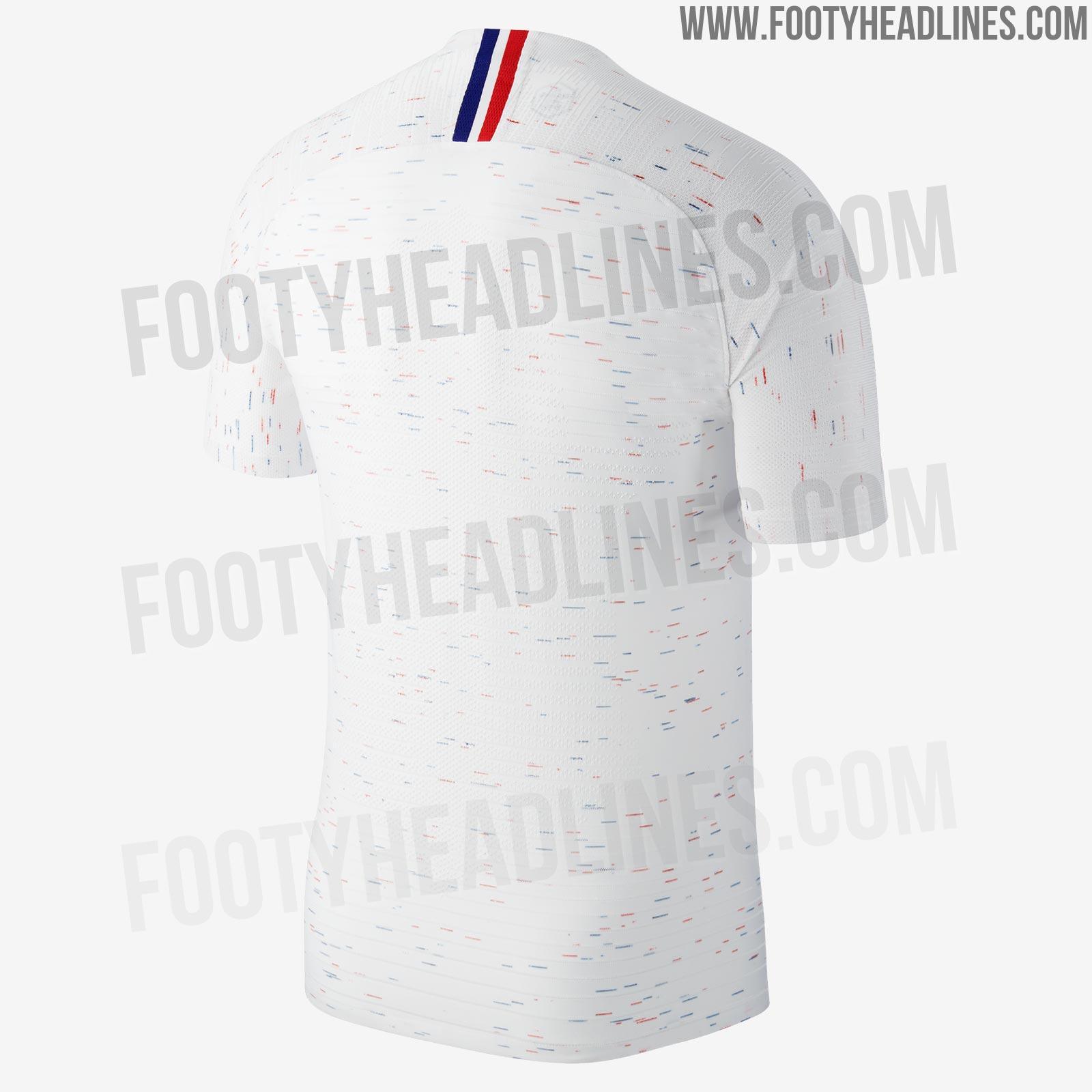 Image result for france away jersey back