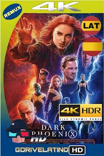 X-Men Fenix Oscura CAS-LAT (2019) BDRemux 4K MKV