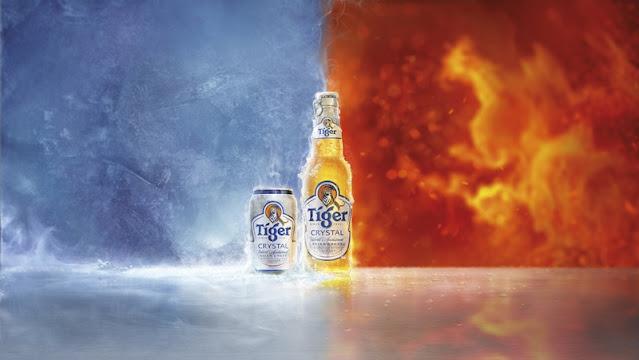 Tiger Crystal Fire Starter Platform