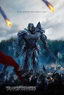Transformers 5: O Último Cavaleiro - TC Dual Áudio