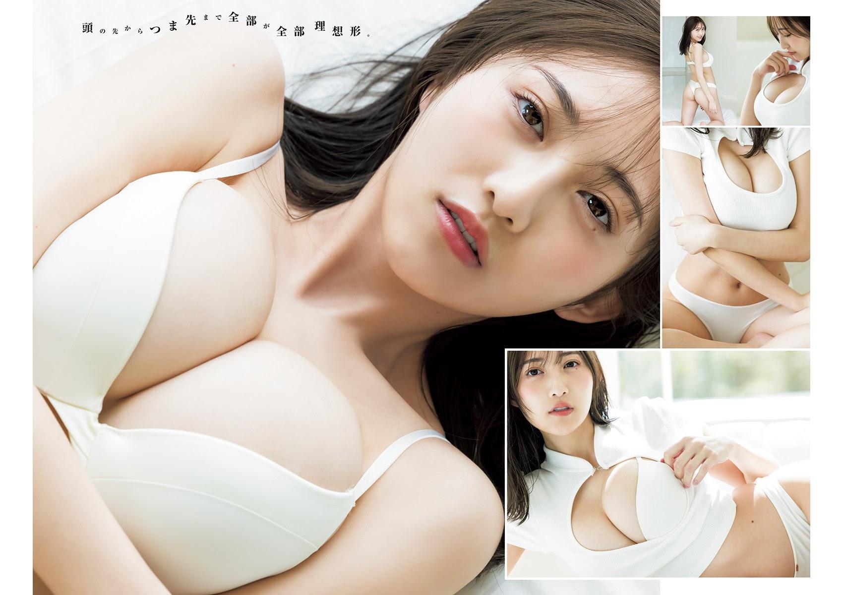Young Jump 2021.06.03 No.25 辻りりさ | Mic Mic Idol