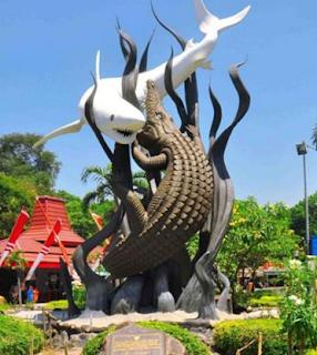 Sekilas Tentang Kota Surabaya Jawa Timur