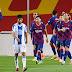 [VIDEO] CUPLIKAN GOL Barcelona 1-0 Espanyol: Main 10 Orang, Lionel Messi cs Menang
