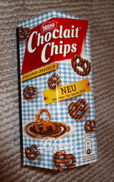 schokolade oder chips