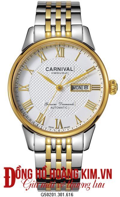sửa chữa đồng hồ carnival chính hãng uy tín