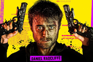 Guns Akimbo trailer and US poster