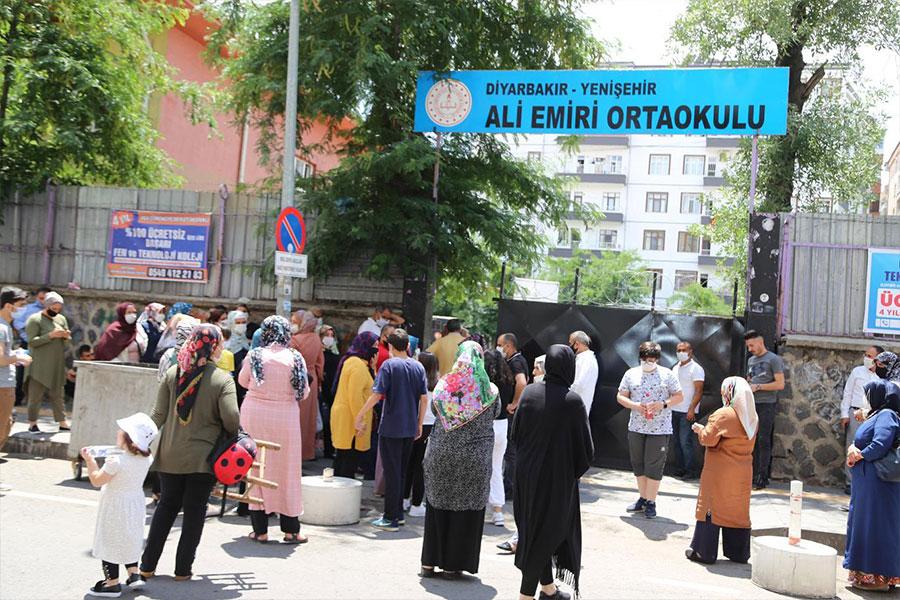 1.8 million students take High School Entrance Exam in Turkey