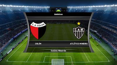 PES 2020 Scoreboard CONMEBOL Sudamericana by Lucasvillakapo