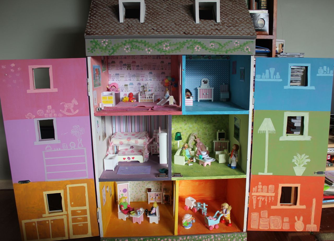 The Dolls House Green Gourmet Giraffe Craft Interlude The Dolls House