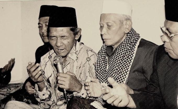Keberanian Mbah Liem Imampuro di Depan Presiden Suharto