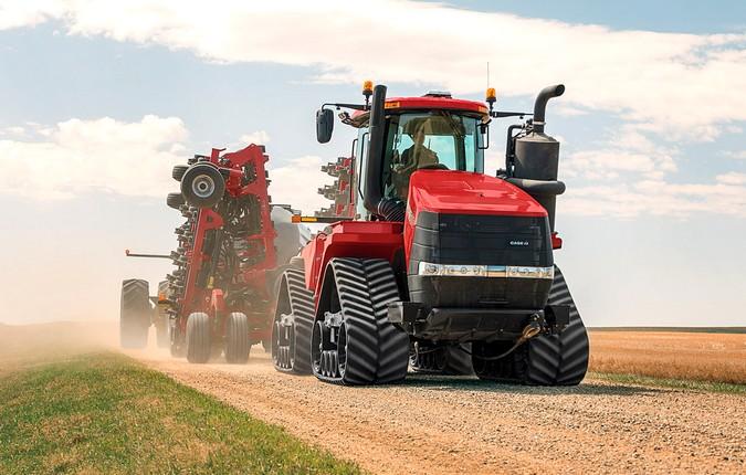 Banco CNH Industrial oferece condições especiais para máquinas e implementos agrícolas