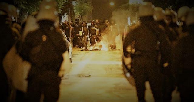 Ο άτυπος κοινωνικός πόλεμος – Χουλιγκανισμός και εγκληματικότητα
