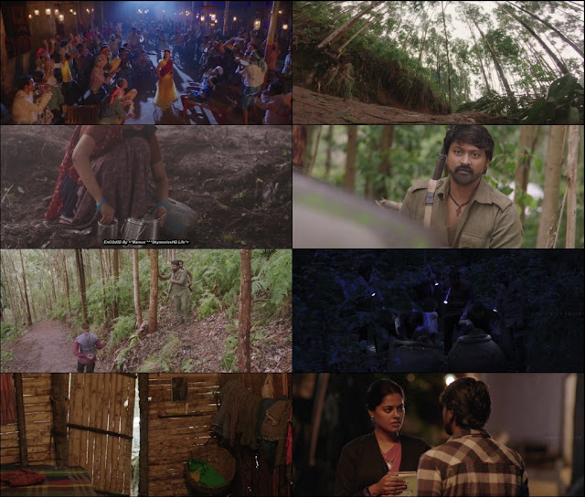 Kazhugu 2 2019 Hindi Dubbed 1080p WEBRip