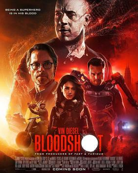 Bloodshot Full Movie Download HD [Dual Audio] 720p, 1080p in Hindi