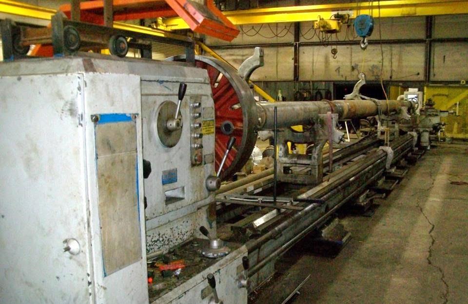 BRIDGEPORT MILLING MACHINE REPAIRS , CLAUSING COLCHESTER