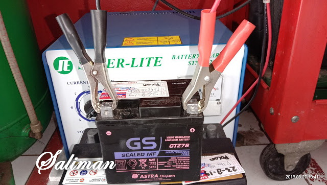 Super Lite Battery Charge STM-4820