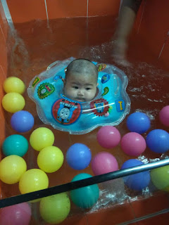 Baby Kelana dan Toddie Baby Spa
