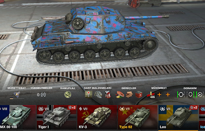 Orta Tank Seçimi ve Leo Tank (İsveç 7. Seviye Orta Tank)