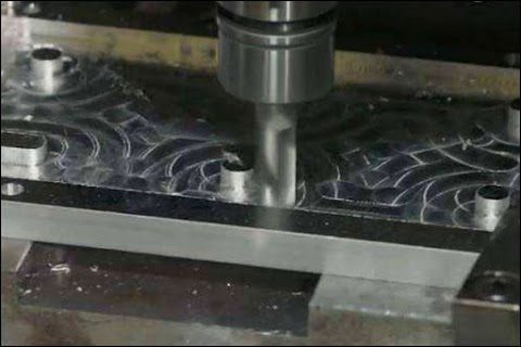 What should I do if the machining surface of precision parts is too rough?