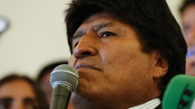 Bolivia: President Celebrates Fourth Term Victory In General Elections
