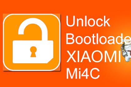 Cara Unlock Bootloader Di Xiaomi Mi4C Tanpa SMS Verifikasi